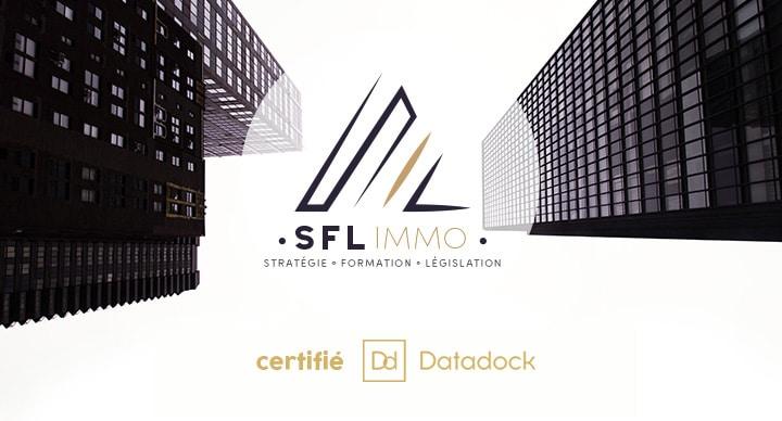 SFL Immo est certifié Datadock !